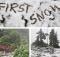 Cypress Mountain - First Snow for 2014/15 Ski Season