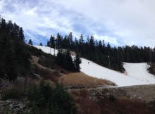 Cypress Mountain Ski Report for November 19, 2014