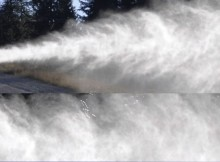 Cypress Mountain Snowmaking for 2014/15